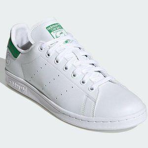 Adidas Originals Stan Smith Vegan Men White Shoes